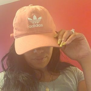 Adidas and polo cap